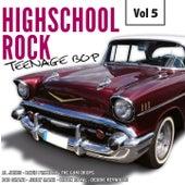 Highscool Rock Teenage Bop, Vol. 5 de Various Artists