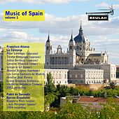 Music of Spain, Vol. 1 von Various Artists