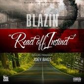 React off Instinct de Blazin