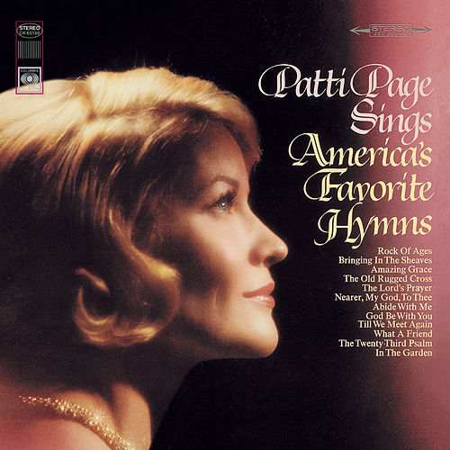 Sings America's Favorite Hymns by Patti Page