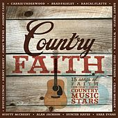 Country Faith de Various Artists