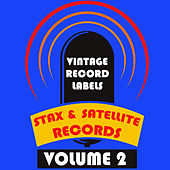 Vintage Record Labels: Stax & Satellite, Vol. 2 by Various Artists