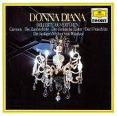 Donna Diana - Beliebte Ouvertüren de Various Artists