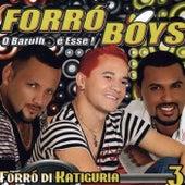 Forró di Katiguria, Vol. 3 de Forró Boys
