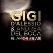 El Amor Es Asi de Gigi D'Alessio