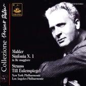 Mahler: Symphony No. 1 & Strauss: Till Eulenspiegel de Bruno Walter