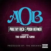 A.O.B. - Single von Philthy Rich