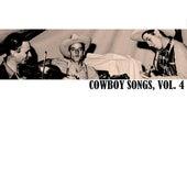 Cowboy Songs, Vol. 4 de Various Artists
