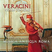 Veracini: Sonatas For Violin And Basso Continuo by Riccardo Minasi