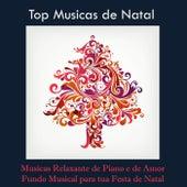 Top Musicas de Natal e Musicas Relaxante de Piano e de Amor - Fundo Musical para tua Festa de Natal de Frank Piano