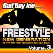 Badboyjoe Freestyle New Generation Vol.3 de Various Artists