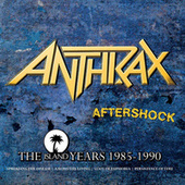 Aftershock - The Island Years de Anthrax