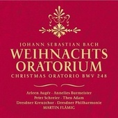 Bach: Christmas Oratorio, BWV 248 von Various Artists