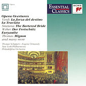 Essential Classics: Opera Overtures de Various Artists