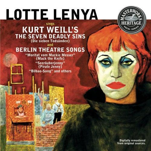 Lotte Lenya Sings Kurt Weill by Lotte Lenya