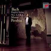Bach:  English Suites Nos. 1, 3 & 6 by Murray Perahia