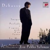 Debussy: Images pour orchestre, Prélude à l'après-midi d'un faune & La mer von Los Angeles Philharmonic Orchestra