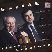 Bartok:  Sonatas for Violin and Piano, Nos. 1 & 2 by Isaac Stern; Yefim Bronfman