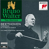 Beethoven: Symphonies Nos. 3 & 8 by Bruno Walter