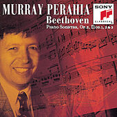 Beethoven:  Piano Sonatas, Op. 2, Nos. 1, 2 & 3 by Murray Perahia