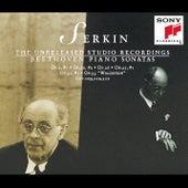 Beethoven: Piano Sonatas - The Unreleased Studio Recordings of Rudolf Serkin von Rudolf Serkin