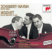 Schubert & Haydn: Piano Trios - Mozart: Piano Quartet by Isaac Stern