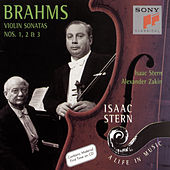 Brahms: Three Sonatas for Violin and Piano de Isaac Stern