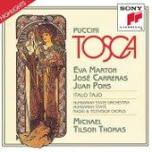 Tosca von Eva Marton; José Carreras; Juan Pons; Michael Tilson Thomas