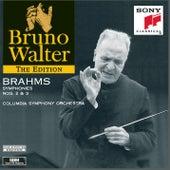 Brahms: Symphonies Nos. 2 & 3 de Bruno Walter
