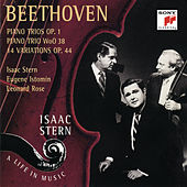 Beethoven:  Piano Trios; Variations, Vol. II de Eugene Istomin; Isaac Stern; Leonard Rose