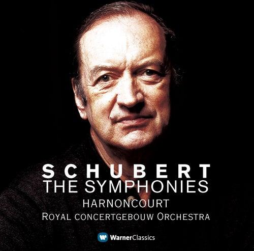 Schubert : Symphonies 1 - 9 [Complete] by Nikolaus Harnoncourt