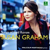 Rorem : 32 Songs by Susan Graham