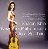 Rodrigo, Villa-Lobos & Ponce : Guitar Concertos de Sharon Isbin