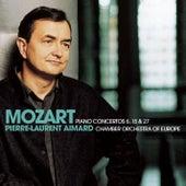 Mozart : Piano Concertos Nos 6, 15 & 27 by Pierre-Laurent Aimard
