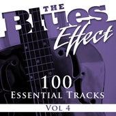 The Blues Effect, Vol. 4 (100 Essential Tracks) de Various Artists