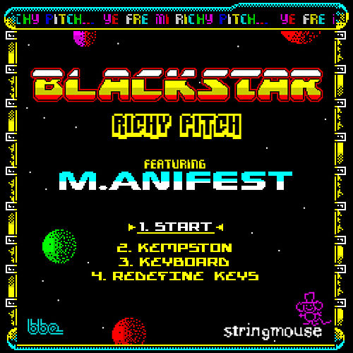 Black Star feat. M.anifest by Richy Pitch