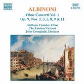 Oboe Concerti de Tomaso Giovanni Albinoni