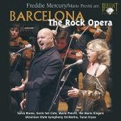 Barcelona - The Rock Opera von Mario Previti, Karin ten Cate, The Mario Singers, Ukrainian State Symphony Orchestra