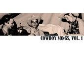 Cowboy Songs, Vol. 1 de Various Artists