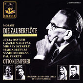 Mozart: Die Zauberflöte by Otto Klemperer