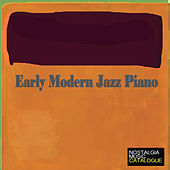 Early Modern Jazz Piano by Various Artists