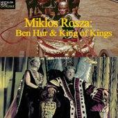 Miklos Rosza: Ben-Hur & King of the Kings de Various Artists