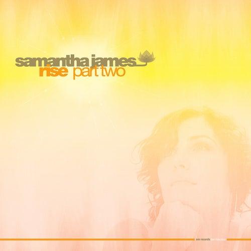 Rise EP by Samantha James