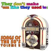 The Don't Make 'em Like They Used To: Songs of the 50's, Vol. 2 de Various Artists