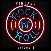 Vintage Rock 'n' Roll, Vol. 5 by Various Artists