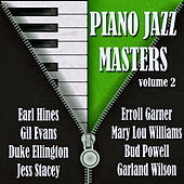 Piano Jazz Masters, Vol. 2 de Various Artists