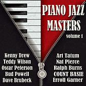 Piano Jazz Masters, Vol. 1 de Various Artists