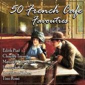 50 French Café Favourites de Various Artists