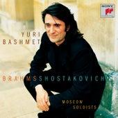 Yuri Bashmet:  Brahms and Shostakovich de Moscow Soloists; Yuri Bashmet