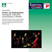 Gesualdo: Prince of Madrigalists by Robert Craft